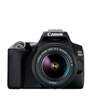 CANON EOS 250D + 18-55MM IS STM BLACK - GARANZIA CANON PASS