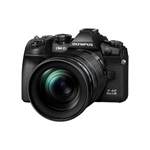 OLYMPUS OM-D E-M1 MARK III + 12-100MM IS PRO BLACK  - GARANZIA POLYPHOTO