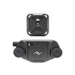 PEAK DESIGN CAPTURE CAMERA CLIP BLACK ( CLIP + PIASTRA )