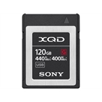 SONY XQD CARD X5 TOUGH 120GB